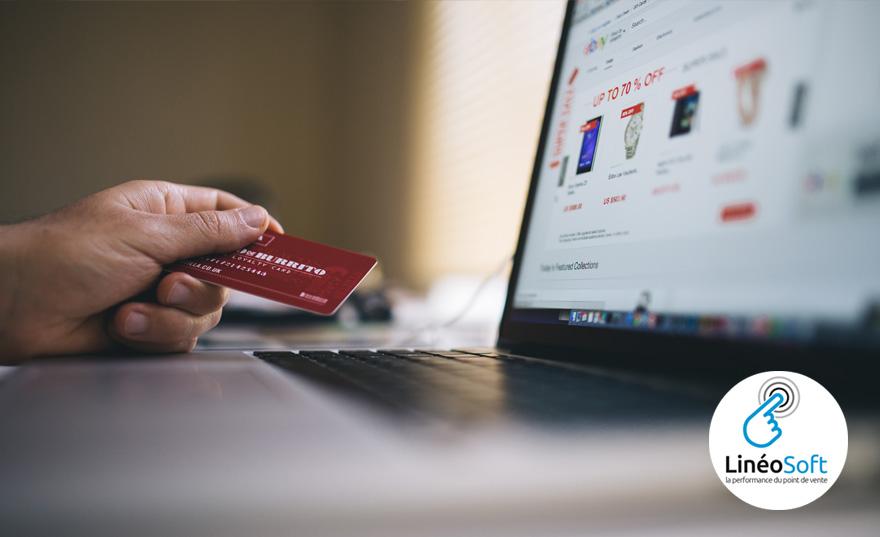 Logiciel caisse e-commerce Linéo Soft